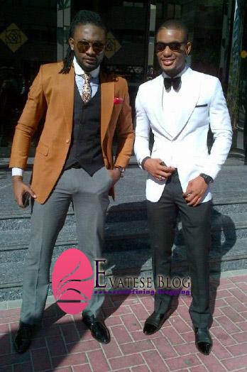 AE@ IDIBIA WEDDING