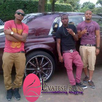 HKN GangB-RED , DAVIDO AND SINA RAMBO